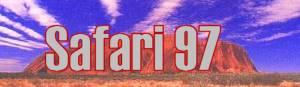 Safari 97 - Durch das rote Herz Australiens
